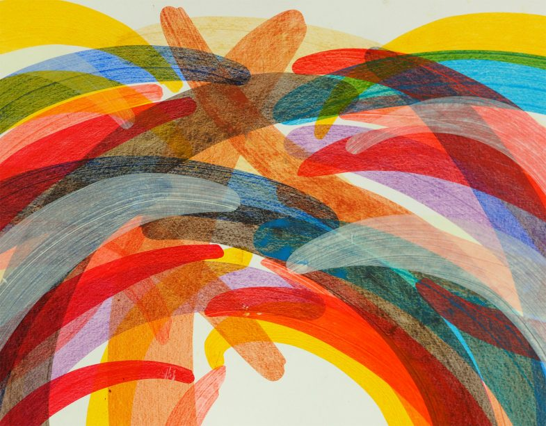 Robert Lardus Dysmorfofoby abstraction